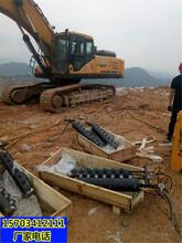 寧波市礦山開采不能用放炮爆破怎么解決-信譽廠家圖片