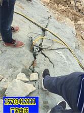 杭州市不用放炮也能开采石头的机器一上门服务图片