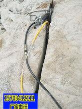 三明荒石料无声静态开采破石器劈裂棒一拿货货源图片