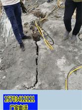 赤峰市矿山开采取代放炮破石头设备一技术指导图片