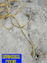 池州不能爆破破碎巖石有什么方法一服務周到圖片
