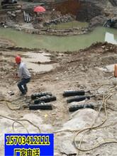 萍乡市取代膨胀剂开采石头的方法一如何开采图片