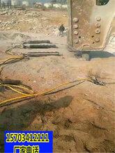 慶陽市開采石頭有什么快的開采方式一哪里便宜圖片