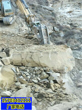 巴南采石場石頭怎么破碎比較快一廠家在哪里圖片