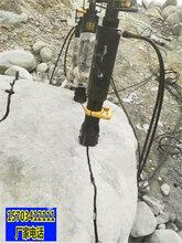 西双版纳地基改造混凝土拆除机器一技术指导图片