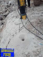 果洛花岗岩开采用什么机器提高产量效率快一厂家批发图片