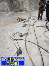 鄂爾多斯市地基開挖鉤機打不動用什么機器一成本合算圖片