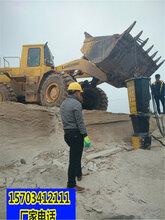 廣元市巖石開采機器巖石撐石器一排憂解難圖片
