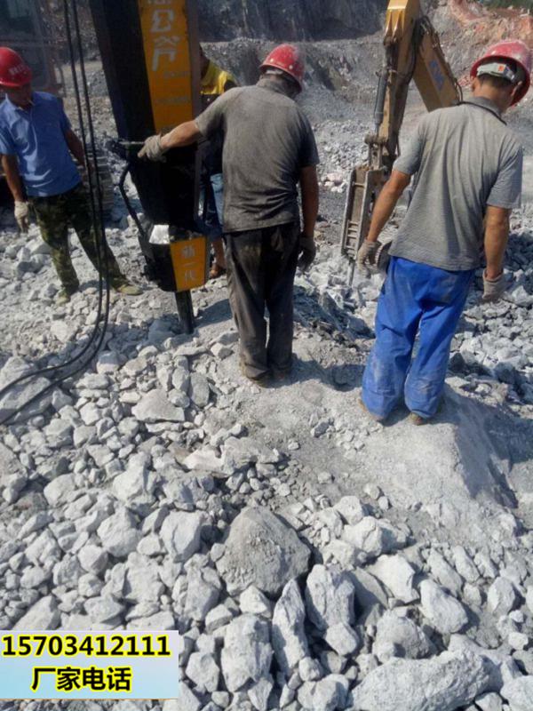 南通市城市建设遇到石头太硬打不动怎么办操作视频