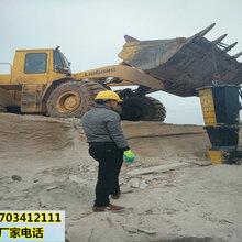 金昌市石材场破除石头怎么提高工效图片
