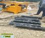 巢湖基础开挖静态免放炮采石设备