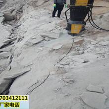 汕尾开石产量高的采石头机器图片