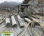 石方工程遇到巖石不能放炮拆除設備嘉興市