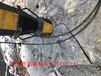赣州打地基破石头采石场液压胀石器