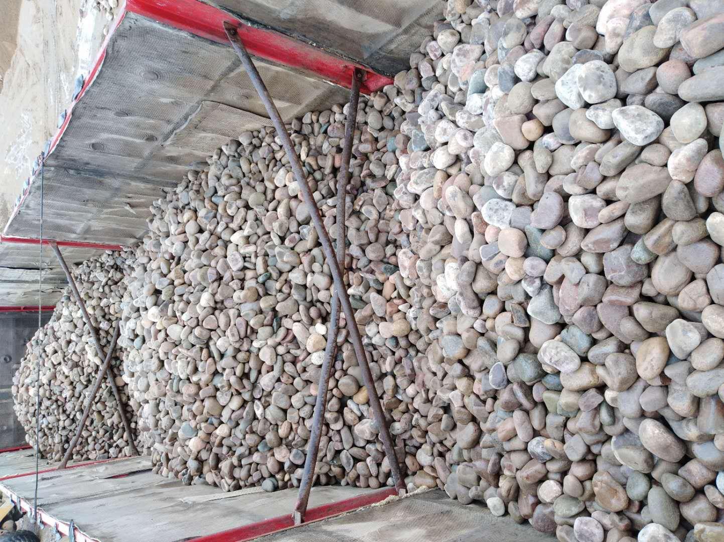 石家庄晋州天然鹅卵石鹅卵石虑料承托层钢厂鹅卵石用途