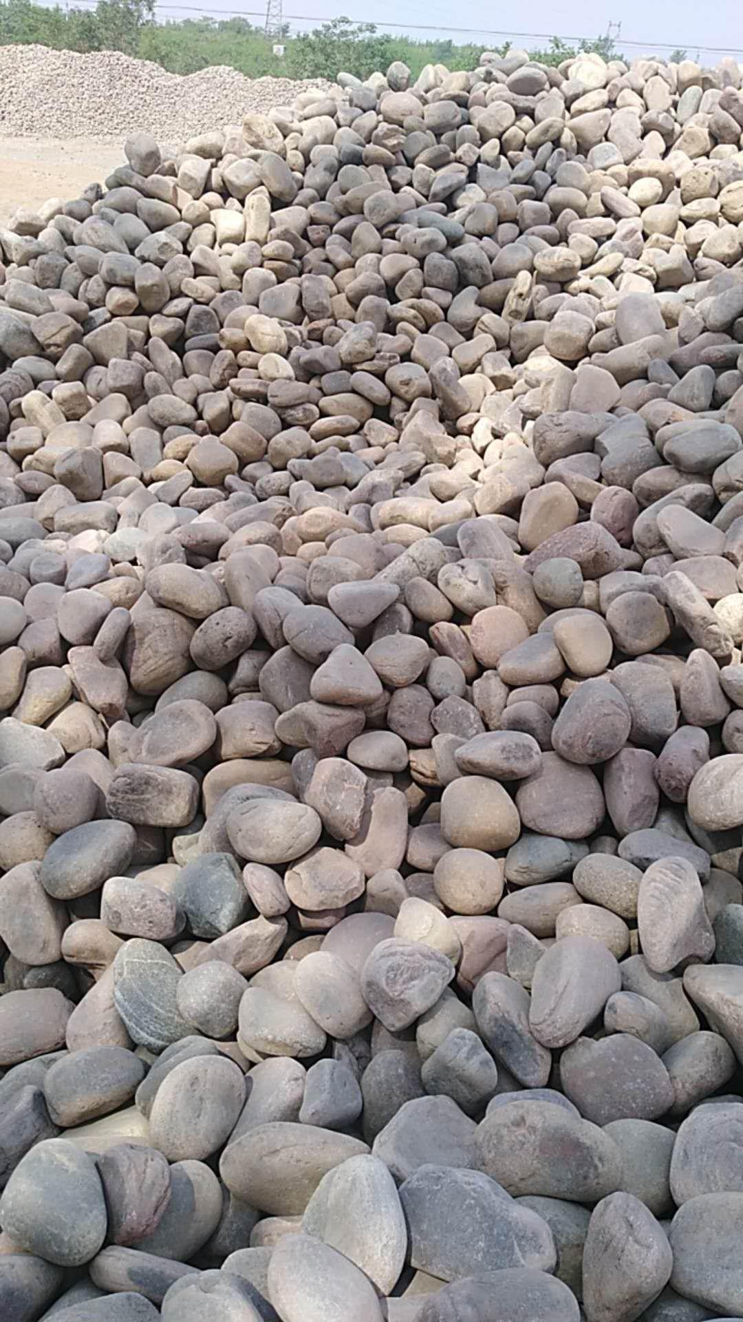 承德垫层系列鹅卵石滤料供应