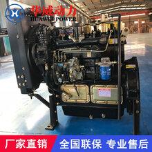 打桩机用44千瓦发动机ZH4100G直喷式60马力柴油机旋挖机用柴油机图片