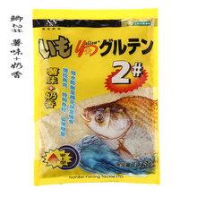 南北鱼饵黄鲫2#薯味奶香鲫鱼饵批发零售