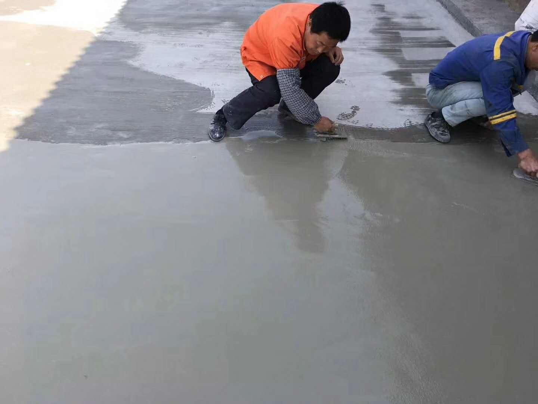 红河混凝土路面破损修补料快速凝固