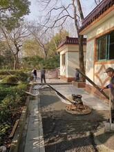 巴南材料直销透水混凝土增强剂彩色透水地坪图片