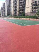 杨浦厂家直售透水混凝土增强剂生态地坪工程图片