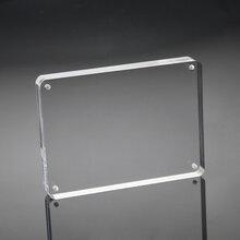 亚克力相框相架定做6寸创意8开海报框A3A4桌面相框挂墙证书框广州德源亚克力有限公司