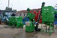張掖飼料機組生產廠家圣泰牌中大型顆粒機組報價