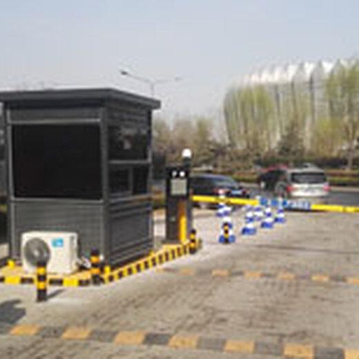 河口區車牌識別出入口批發代理,停車場管理系統