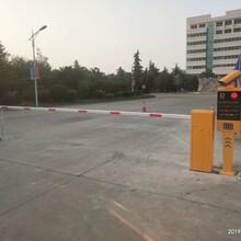章丘市停車場車牌識別批發代理,車輛識別系統圖片