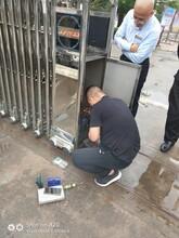 萊山區伸縮門、萊山區伸縮門專業安裝圖片