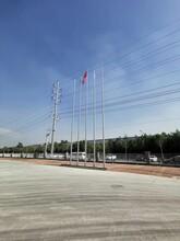 滨州滨城区工厂旗杆长度图片