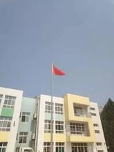 聊城茌平錐形旗桿廠家圖片