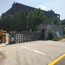 德州武城不锈钢电动门质量稳定图片