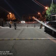 濟南天橋區電動伸縮門安裝質量穩定圖片