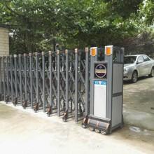 濟南市中區電動伸縮門安裝維修電話圖片