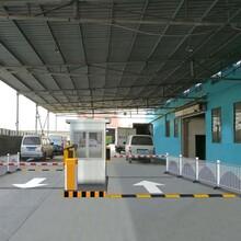 濟陽小區道閘車牌識別系統上門安裝圖片