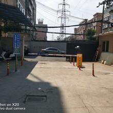 濰城區智能車牌識別上門安裝圖片