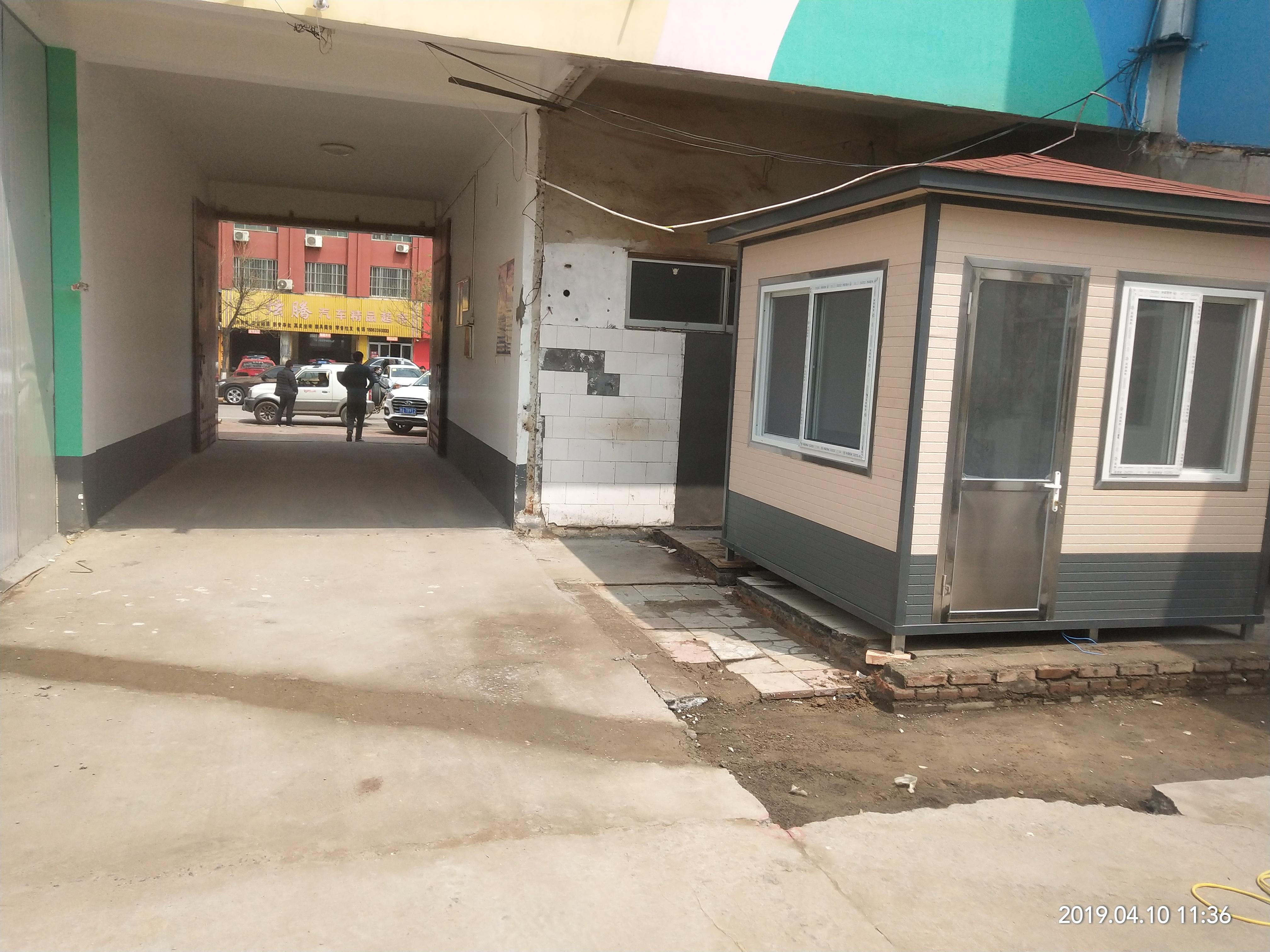 淄川區崗亭廠家在線詢價