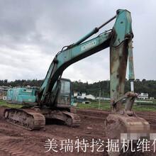 開江卡特挖掘機維修售后服務—朝天區圖片
