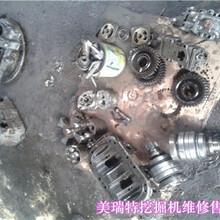 溫江區沃德挖掘機維修熱車掉臂-修理廠家圖片