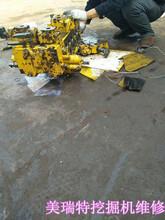 雙流區現代挖掘機維修廠家-服務站圖片