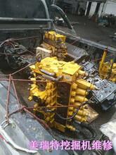 新津縣住友挖掘機維修修理價格標準圖片