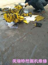 郫都區JCB挖掘機維修檢測-修理熱線圖片