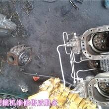 阆中小松挖掘机维修修理整机无动作诀窍-阆中修理低价图片