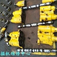 普格县神钢挖掘机维修厂地址_普格县修理图片