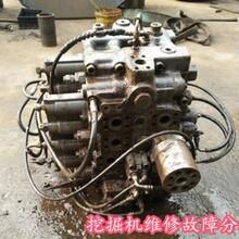 色达县神钢挖掘机维修公司电话_色达县修理图片