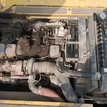 寧夏小松130-7挖掘機維修分配閥維修-小松售后總部圖片