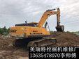 韶山小松60-6挖掘机维修分配阀维修-小松售后站点图片