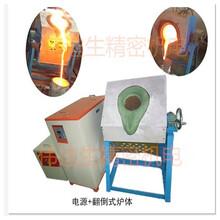山西晉中有賣熔煉爐中頻熔煉爐小型中頻爐圖片