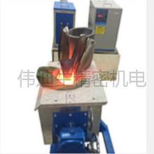 江蘇靖江有中頻熔不銹鋼熔煉爐賣、靖江中頻熔鋼爐價格圖片